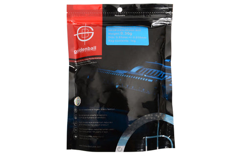 GoldenBall 0.36g BIO BB 2750CT Bag (BLACK)