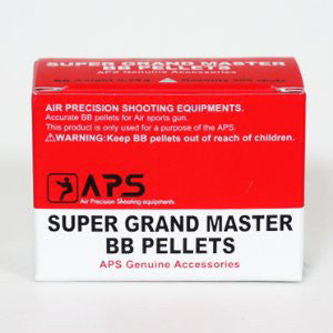 Maruzen 0.29g APS Super Grand Master (SGM) BB 500rd Box