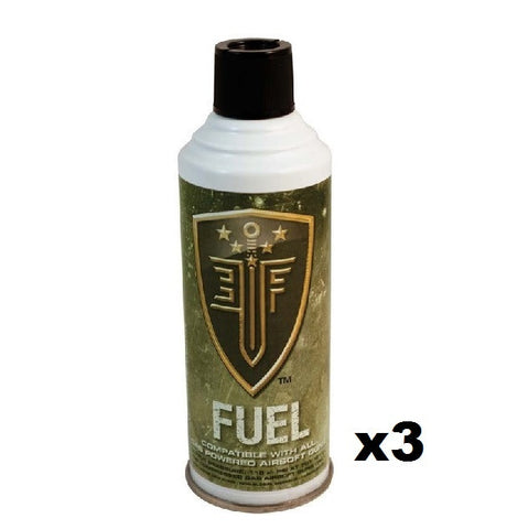 Elite Force Fuel Green Gas 3-Pack