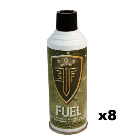 Elite Force Fuel Green Gas 8-Pack