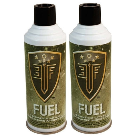 2x Elite Force Fuel Green Gas