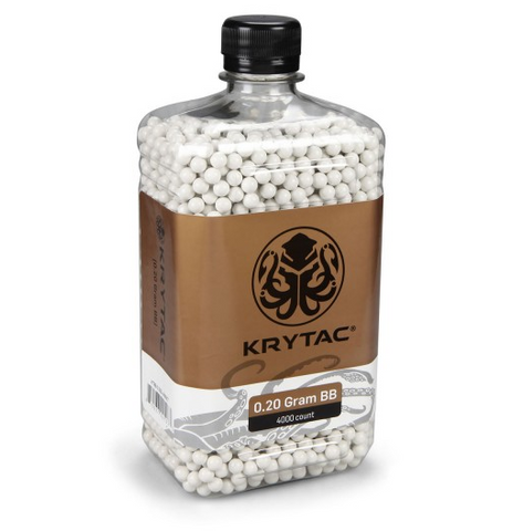 Krytac 0.20g BB 4000CT Bottle