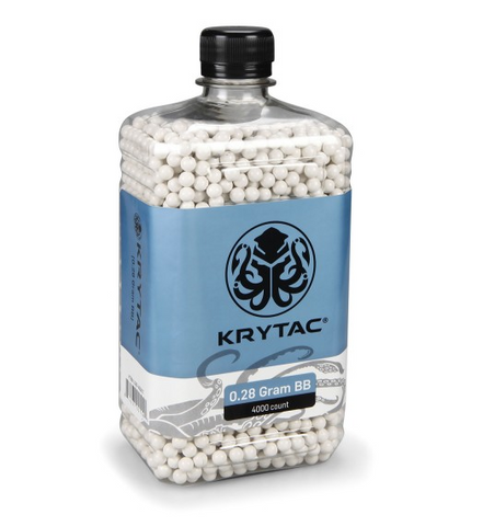 Krytac 0.28g BB 4000CT Bottle