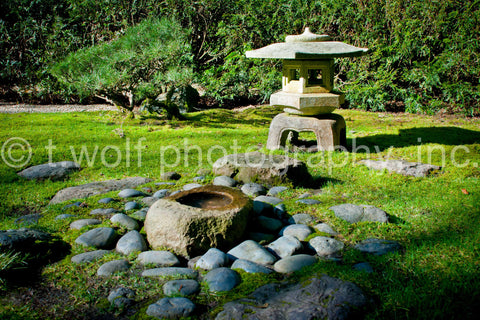 AI 024 - Japanese Rock Garden