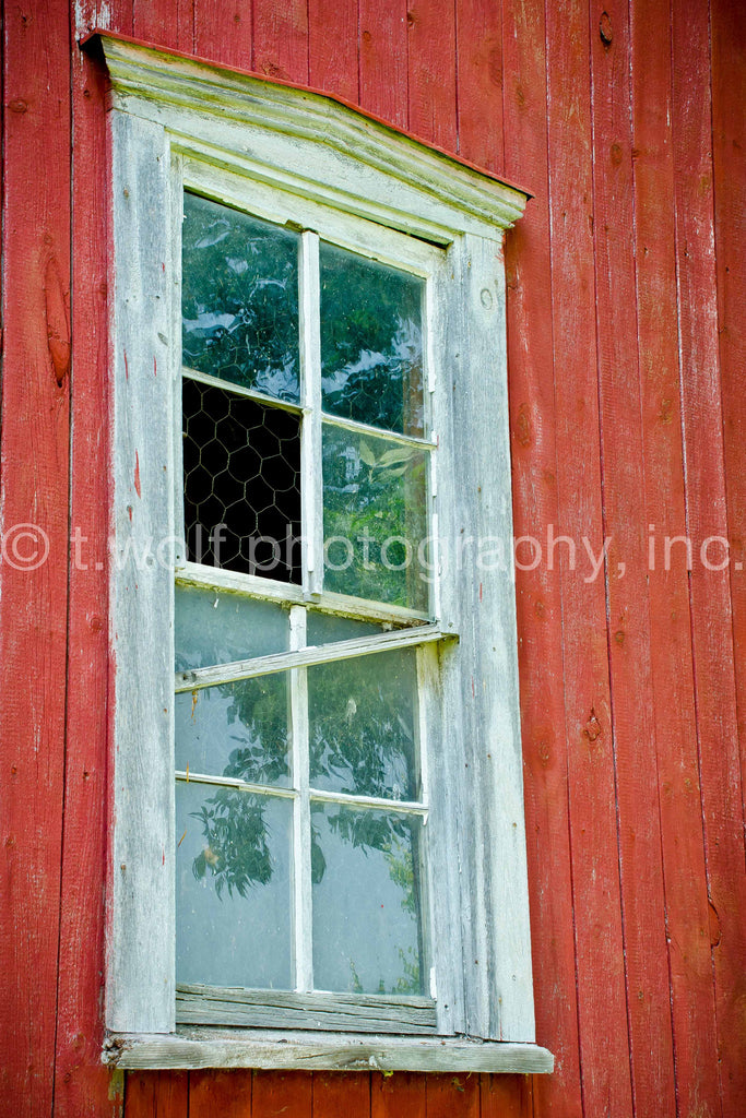 NE 022 - Barn Window