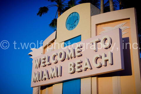 SB 001 - Miami Beach Welcome
