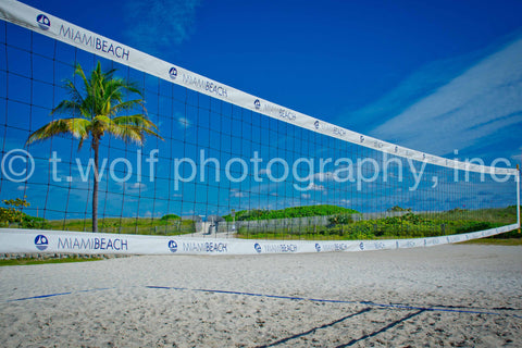 SB 019 - South Beach Volleyball