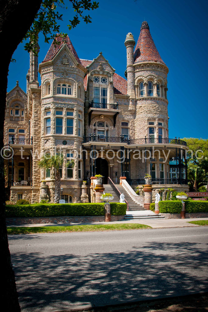 TX 009 - Bishop's Palace Galveston