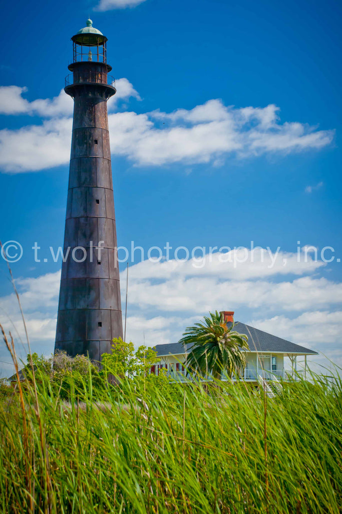 TX 013 -Boliver Point Lighthouse