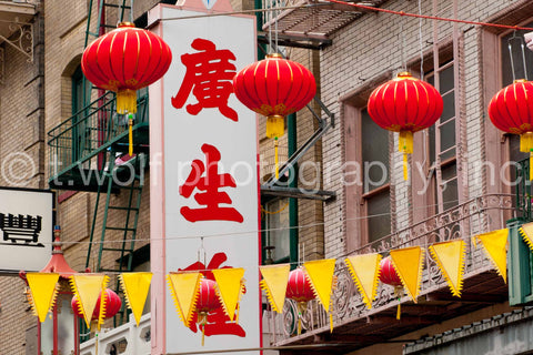WC 027 - Chinatown Lanterns