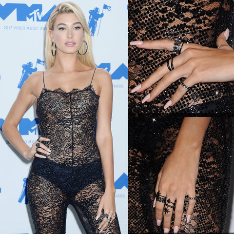 Hailey Baldwin 2018 MTV Video Music Awards