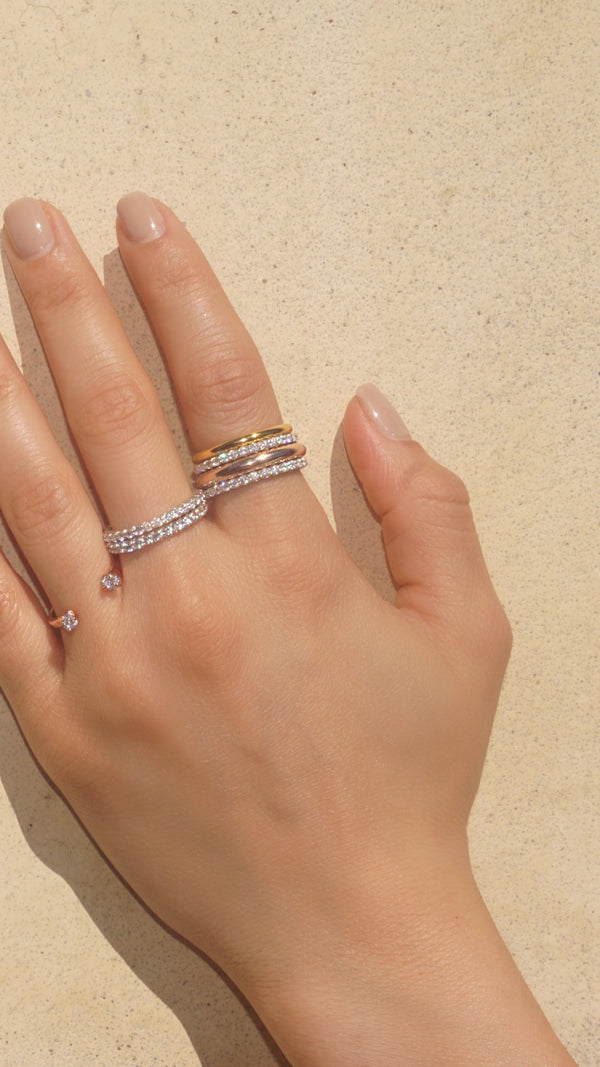 vardui kara shared prong diamond eternity band