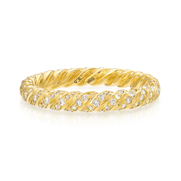diamond rope ring vardui kara