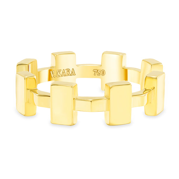 stackable ring gold