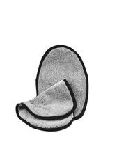 Grey/Black Cuddle Bean Aftercare Towel