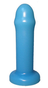 Big Blue Silicone Dildo