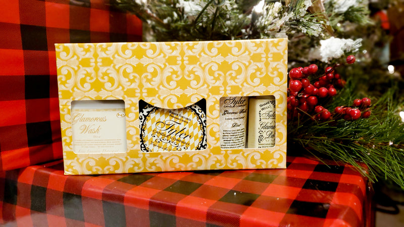 Tyler Candle Giftset SuiteIV