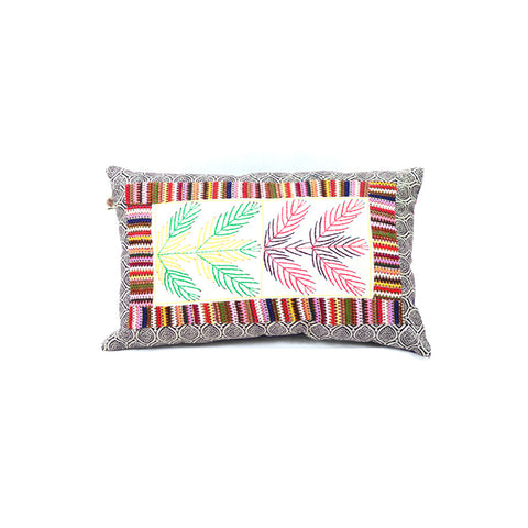 Garden Border Pillow-Same design but stars in the middle