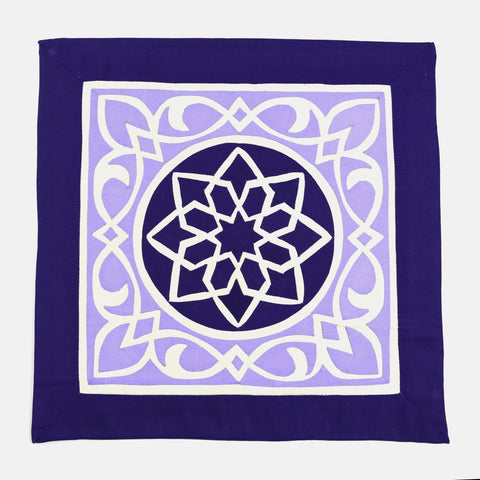 Purple Arab Art Design-D
