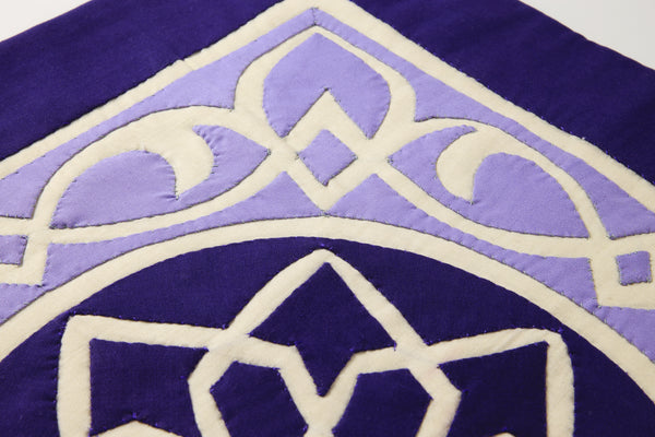 Purple Arab Art Design