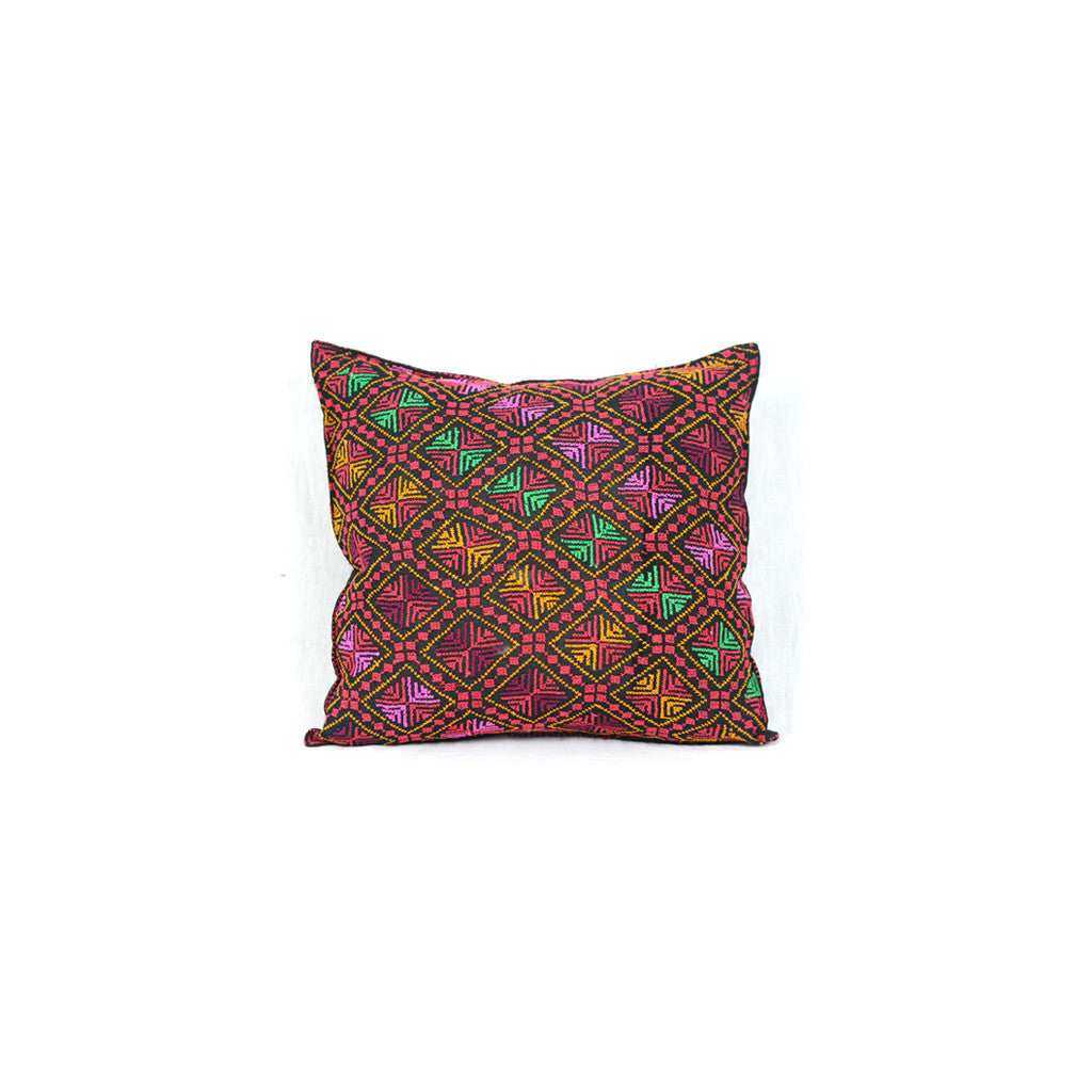 Bedouin Diamond Pillow-D