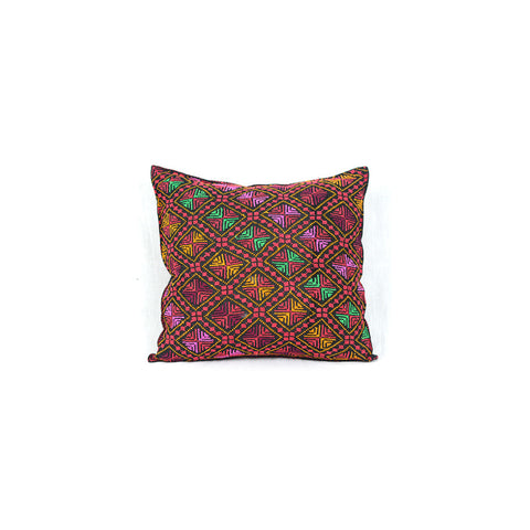 Bedouin Diamond Pillow