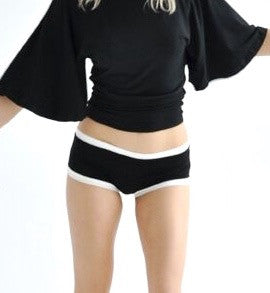 The Boyfriend briefs in bamboo jersey