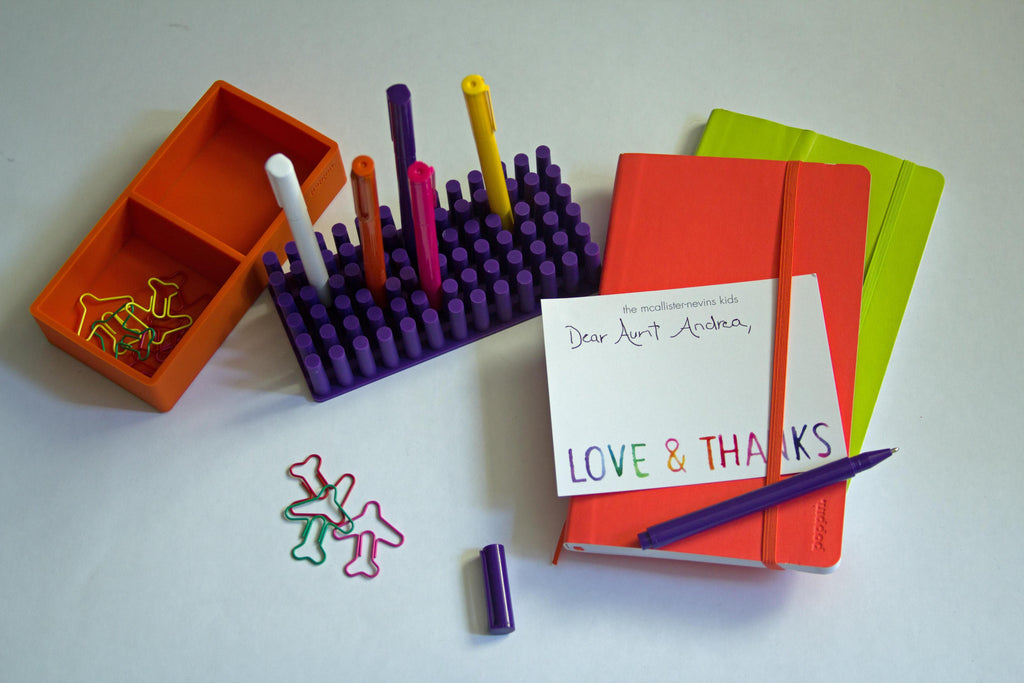 8 Tips for Getting Kids to Write Thank You Notes