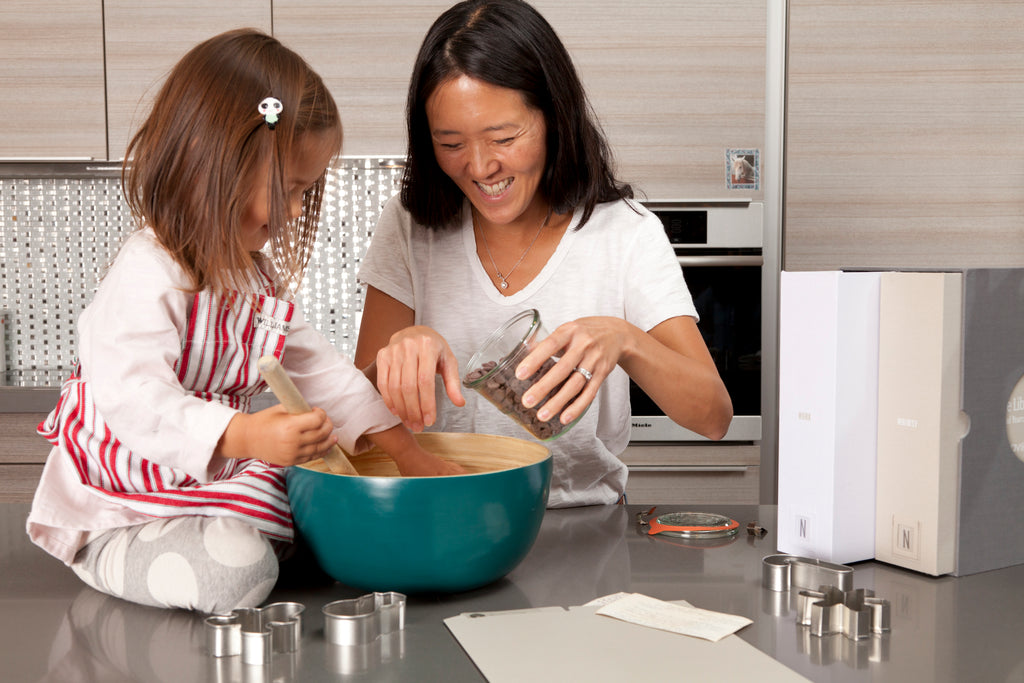 Holiday Cooking with Kids without Losing Your Mind--Do's & Don'ts
