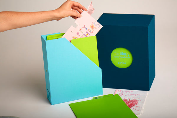 Savoring those hand-written birthday cards with the SYE Keepsake Box