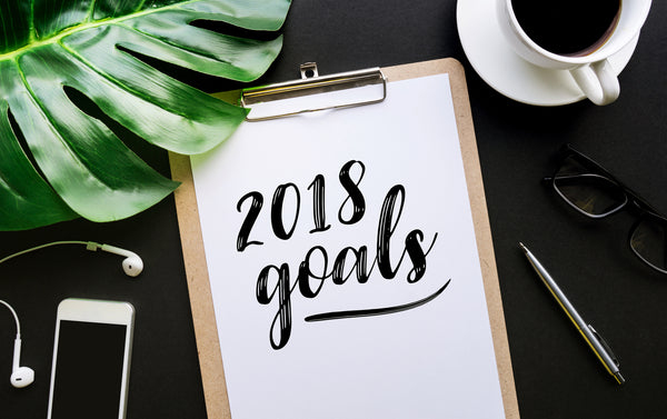 2018 new years resolution goals