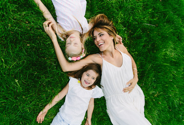 Savoring those precious moments with my daughters