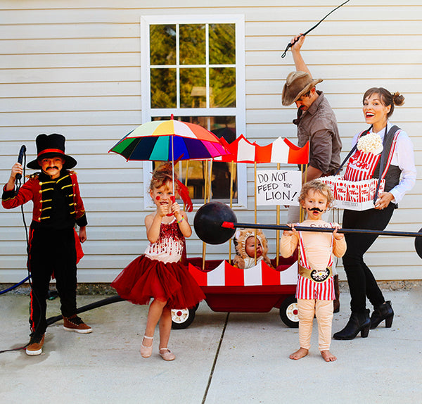family circus halloween costume