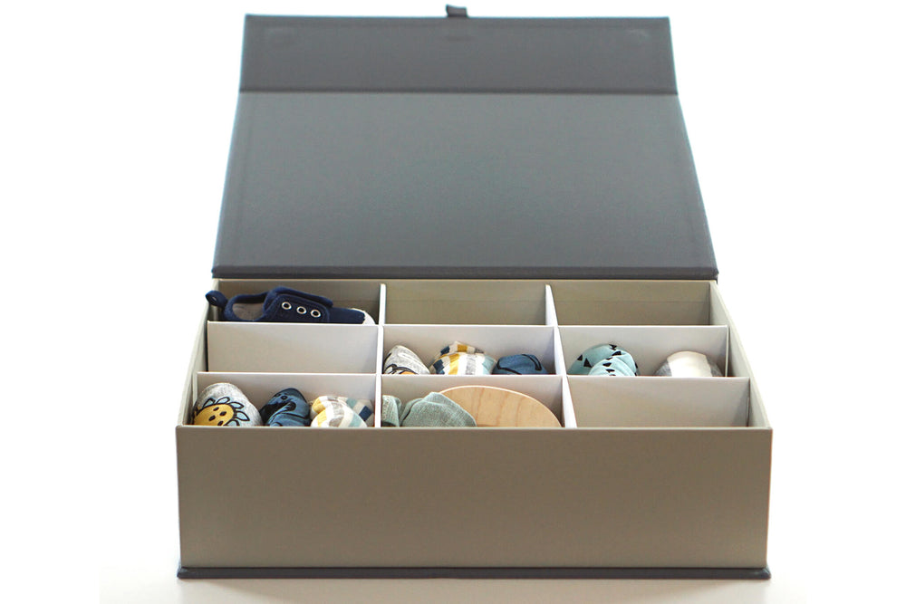 Baby Keepsake Overflow Box