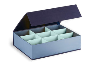 Fabric Organizer Box - The Safe Deposit