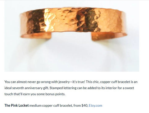 7-Year Anniversary Gift Ideas for Your Spouse or Favorite Couple