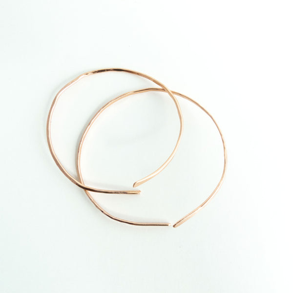 Elaine - Copper Bangle Cuff
