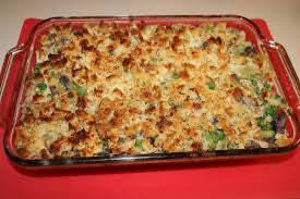 Turkey Tetrazzini (Serves up to 8)