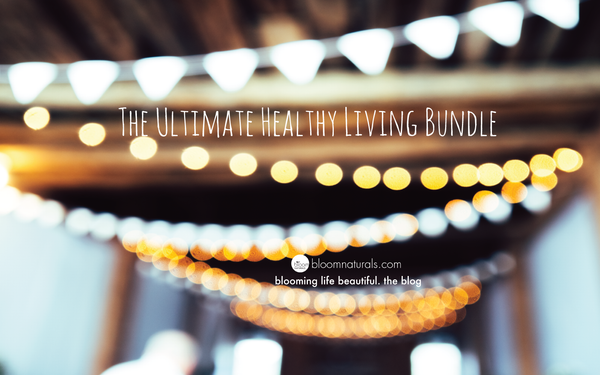 This year's Ultimate Healthy Living Bundle!