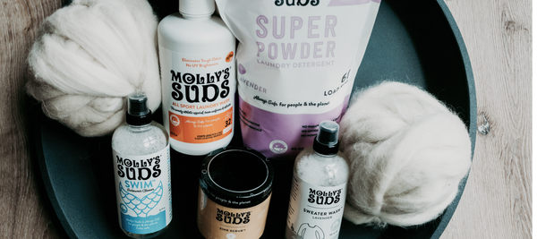 My Top 3 Molly's Suds Products