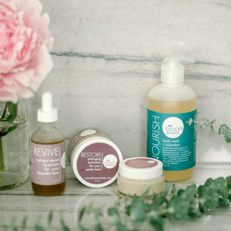 body & face nourishment deal-body-Bloom Naturals