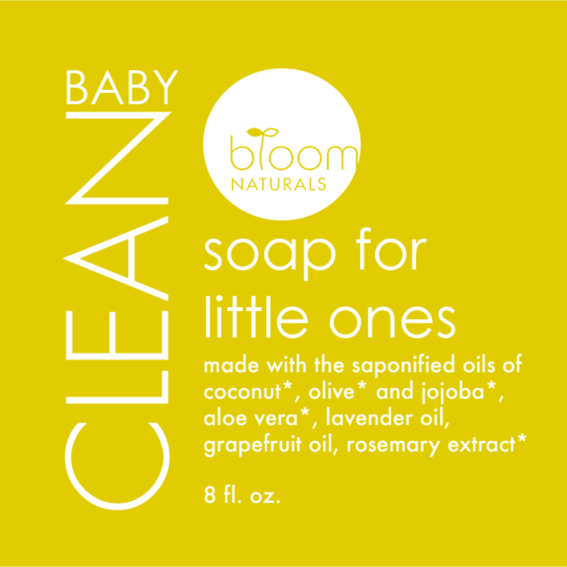 cleanbaby | 32 oz refill-Kids-Bloom Naturals