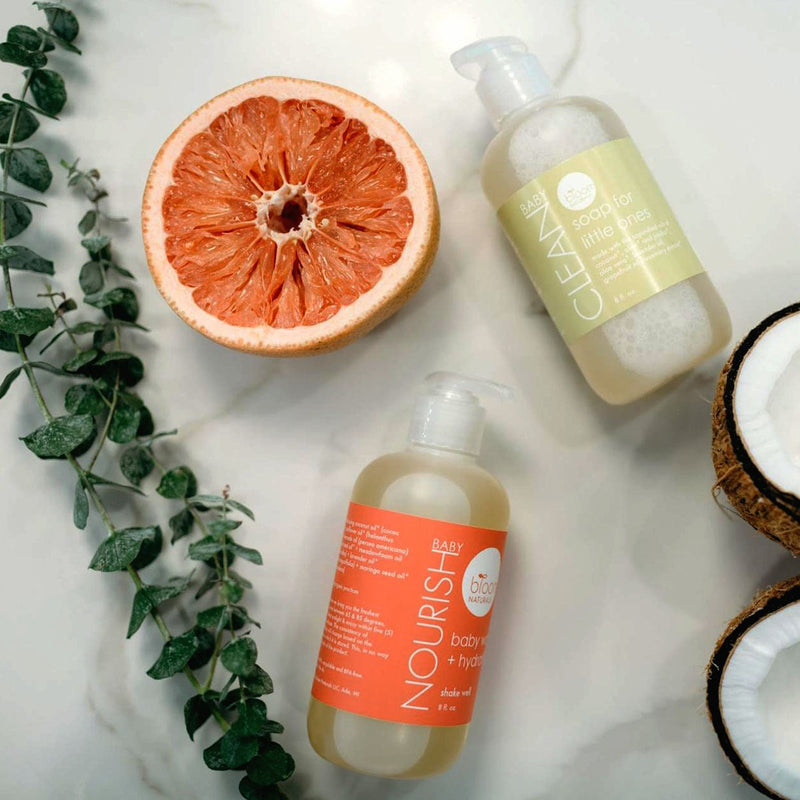 cleanbaby | gentle soap for little ones-Kids-Bloom Naturals