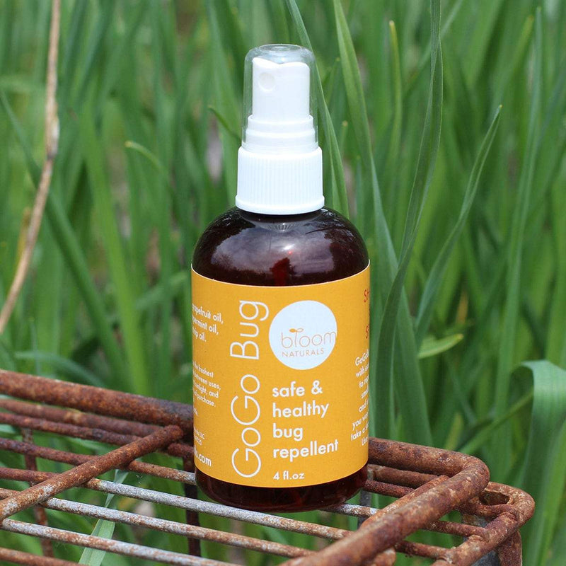 gogo bug | repellent-Bloom Naturals