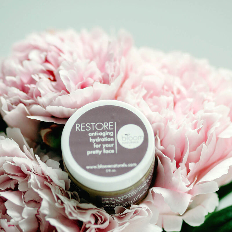 restore | anti-aging hydration for face-face-Bloom Naturals