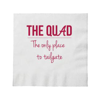 The Quad Napkins