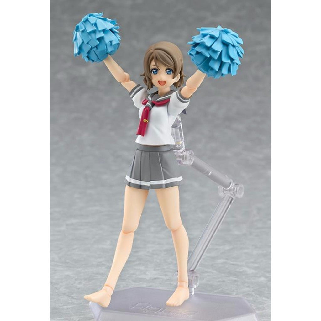 Figma 357 Love Live! School Idol Project - Love Live Sunshine!! - You Watanabe