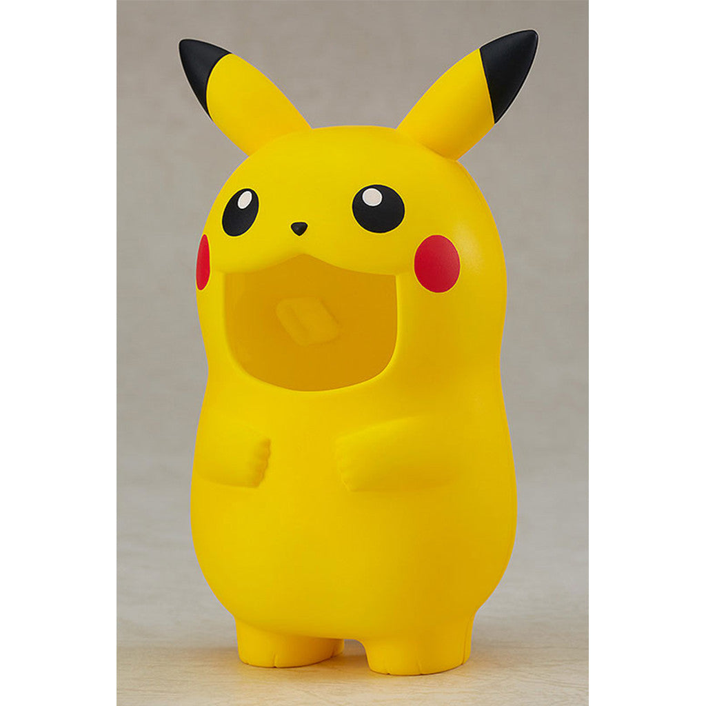 Nendoroid More Pokemon - Kigurumi Face Parts Case Pikachu