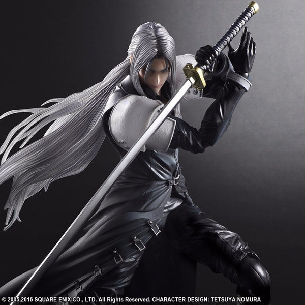PlayArts Kai Final Fantasy VII Advent Children - Sephiroth (Reissue)