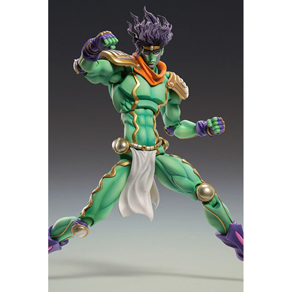 JoJo Super Action Statue BIG - Star Platinum